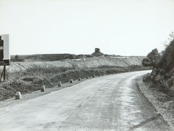 Location-scouting photograph for <em>Accattone</em> (1961). Image courtesy of Archivio Pier Paolo Pasolini.