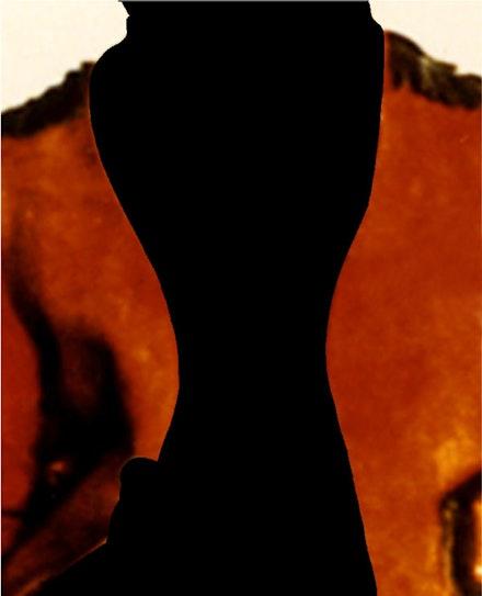 """Steel Stillman, """"Asa,"""" 2014. Archival pigment print, 10 × 8 ̋."""