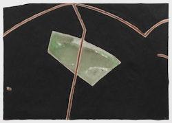"Sarah Plimpton, ""All for Now,"" 2014. Oil on tyvek. Photo: Christopher Burke Studios."