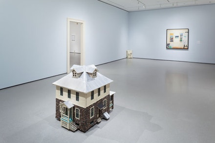 <em>Robert Gober: The Heart Is Not a Metaphor</em>. The Museum of Modern Art, October 4, 2014 – January 18, 2015. © 2014 Robert Gober. The Museum of Modern Art. Department of Imaging and Visual Resources. Photo: Thomas Griesel.