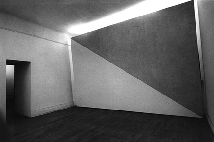 Robert Yasuda Installation, in <em>Rooms</em> (1976). Image courtesy of the artist.