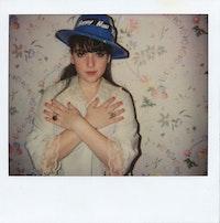 Emma Bee Bernstein, self-portrait from
