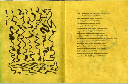<em>Opium Dens I Have Known</em>, poems by Peter Lamborn Wilson and Drawings by Chris Martin. Shivastan Press, 2014.
