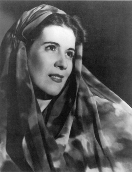 Maria Martins, 1941. Image source unknown.