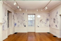 """Yvonne Estrada, """"37 Days at Wave Hill/Winter 2005"""" (2005), mixed media. Courtesy of Wave Hill."""
