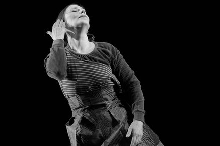 Meredith Monk. Photo: Julieta Cervantes.