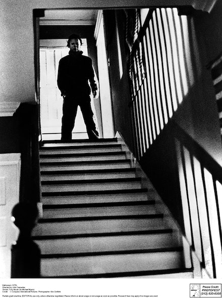 Still from <em>Halloween</em>. Image courtesy of BAMcinématek/Photofest.