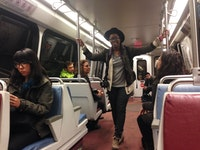 Syreeta McFadden - DC Metro. Photo: Samantha Thornhill.