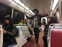 Syreeta McFadden - DC Metro. Photo: Samantha Thornhill.