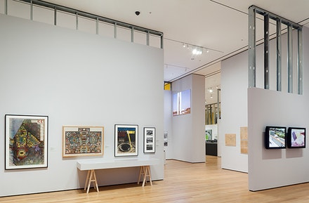 <em>Latin America in Construction: Architecture 1955-1980</em>. The Museum of Modern Art, New York (March 29 - July 19, 2015). Installation views. Photos by Thomas Griesel. © 2015 The Museum of Modern Art, New York.