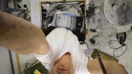 """Heavy Rotation"" (2011). Video still. High definition video, running time 14:44."