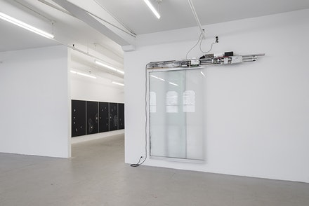 <i>Hans-Christian Lotz</i>, installation view.
