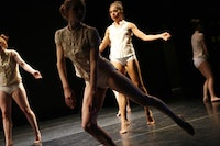 PAMELA performed by Barnard University dance students. Photograph by Julieta Cervantes
