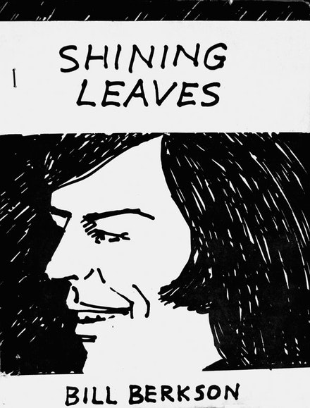 "Alex Katz, ""Shining Leaves"" (1969)."