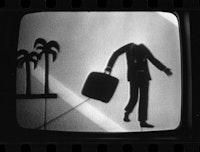 """Ida Applebroog, """"It's No Use Alberto"""" (1978). Video, 10 min. Courtesy of Hauser & Wirth."""