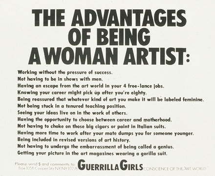 Guerrilla Girls,