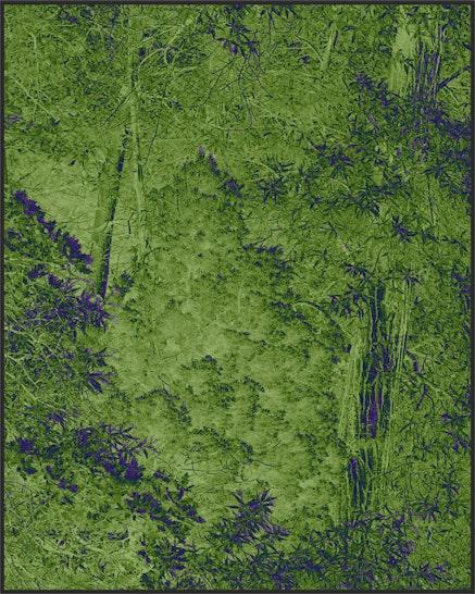 Clifford Ross, <em>Harmonium VII</em>, 2008. Archival pigment print on Japanese paper, 49 1/2 x 41 1/4 in. Courtesy the artist. &copy; Clifford Ross Studio.