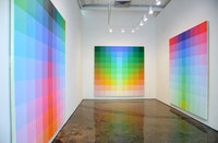 """Robert Swain: Color Energy,"" Minus Space, 2015. Courtesy Minus Space."
