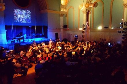 The Twentieth Annual Vision Festival. Photo by Molly Dektar.