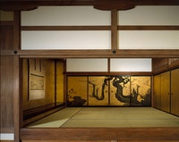 Shoin Room, 17th century Japan. Image copyright © the Metropolitan Museum of Art. Courtesy Art Resource, NY.