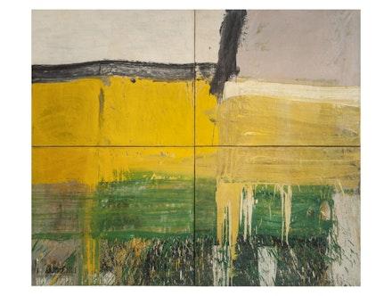 Alfred Leslie, <em>Ornette Coleman</em>. Copyright Alfred Leslie, Courtesy Hill Gallery.