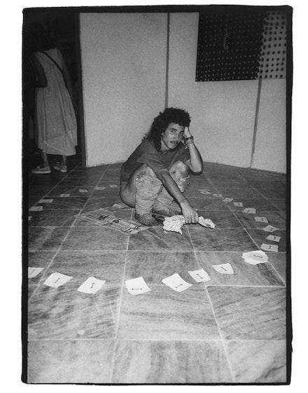 Angel Delgado, <em>Hope is the Last Thing we are Losing</em> (1990). Courtesy the artist. Photo: Evel Gonza&#769;lez