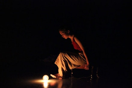 Molly Schaffner in <em>Paraíso</em>. Photo: Jodi Connelly.