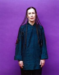 Photograph of Meredith Monk ©Jessie Froman.