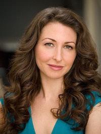 Ilana Myer. Photo: David Cross.