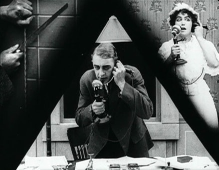 Lois Weber&#146;s <em>Suspense</em> (1913), as featured in <em>Dreams Rewired</em>.