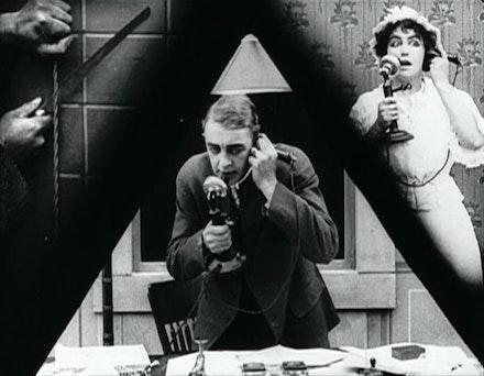Lois Weber's <em>Suspense</em> (1913), as featured in <em>Dreams Rewired</em>.