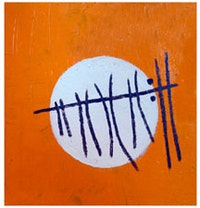 "<i>Peter Acheson, ""Untitled"" (2004 ), oil on canvas. Courtesy of Yovan Torres.</i>"