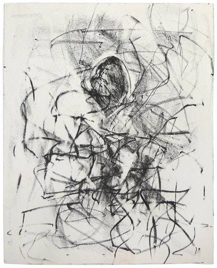 <em>Untitled</em>, ca. 1967. Lithograph, 10.5 x 8.375 inches. © Estate of Joan Mitchell. Joan Mitchell Foundation Archives