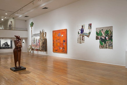 Installation view: <i>A Constellation</i>, Studio Museum in Harlem, November 12, 2015 &#8211; March 6, 2016. Courtesy the Studio Museum in Harlem, New York.