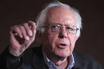 Gage Skidmore, <em>Bernie Sanders</em> (flic.kr/p/C7z46J) used under (CC BY-SA 2.0).