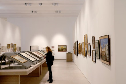 Installation view: <em>Regards sur Beyrouth</em>. Copyright © Sursock Museum.