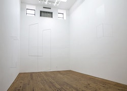 Installation view: <em>Jong Oh</em>, Marc Straus Gallery, January 10&#8201;&#150;&#8201;February 26, 2016. Courtesy Marc Straus Gallery.