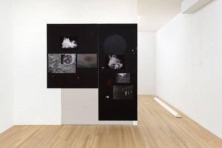 Installation view: <em>Henrik Olesen</em>, Galerie Buchholz, New York, January 24 – March 5, 2016. Courtesy Galerie Buchholz.