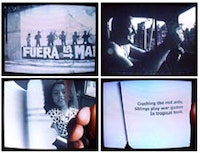"<i>Manuel Acevedo, ""The Albizu Project"" (2002), video stills. Courtesy of Gigantic ArtSpace</i>"