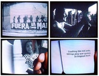 "<i>Manuel Acevedo, ""The Albizu Project"" (2002), video stills. Courtesy of Gigantic ArtSpace</i>"