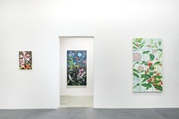 Installation View: Becky Howland, <em>Weeds of New York</em>. MOIETY Gallery: January 22 - March 13, 2016. Courtesy MOIETY Gallery.