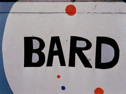 <em>Talk Mr Bard</em>