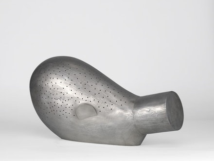 Martin Puryear. <em>Face Down</em>, 2008. © Martin Puryear, Courtesy the artist and Matthew Marks Gallery.  Photo: Jamie Stukenberg, Professional Graphics.