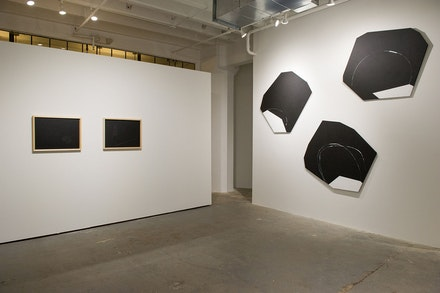 Installation View: <i>Unkeeping</i>. Industry City Gallery, March 10 – April 11, 2016.