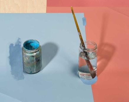 John Houck, <i>First Set</i>, 2015. Archival pigment print. 28 x 22 inches.