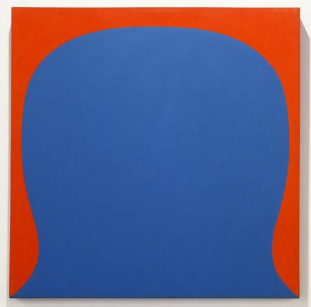 Marcia Hafif, <em>130.</em>, 1966. Acrylic on canvas. 39 3/8 x 39 3/8 inches. &copy; Marcia Hafif. Courtesy Fergus McCaffrey.