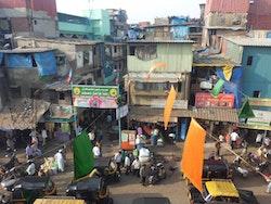 Institutions in Bandra, Mumbai. Photo: Rika Febriyani.
