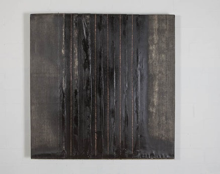 Theaster Gates, <em>An Overlapping Love</em>, 2014. 72 x 72 inches. &copy; Theaster Gates. Photo: Sara Pooley. Courtesy White Cube.