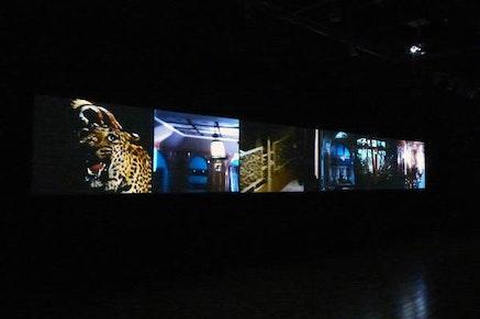 <em>Modes of Faltering</em> (exhibition view). Photo: Mike C. Berry.