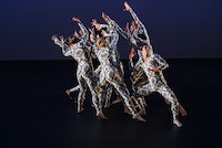Mark Morris's <em>A Forest</em>. Photo: Ani Collier.